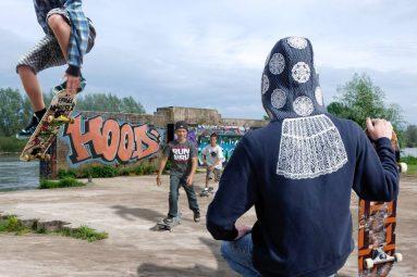 Kruudmoes is Vet, op 21.000 adressen is een mapje ansichtkaarten bezorgd die de identiteit van de IJsselvallei uitbeelden